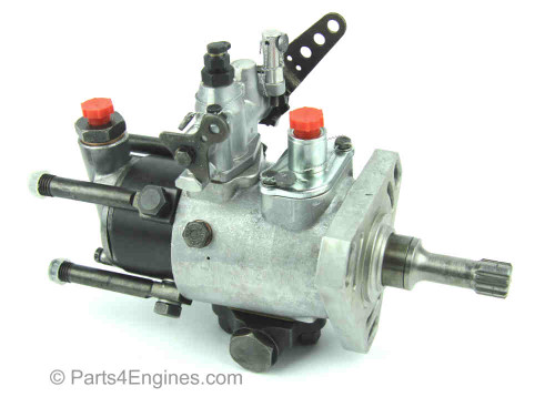 perkins 4 108 and 4 108m engine parts Ford 4000 Injector Pump Diagram perkins 4 108 dpa injector pump hydraulic governor from parts4engines com
