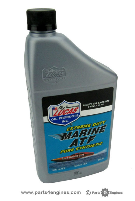 Lucas Extreme Duty Marine ATF