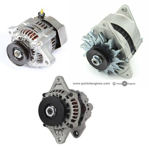 Perkins 400 series Alternator - parts4engines.com
