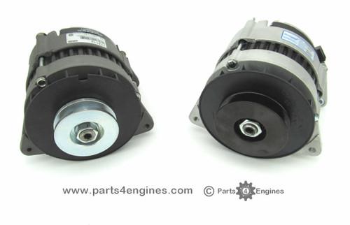 Perkins 6.354 70A & 90A insulated return alternator P4E