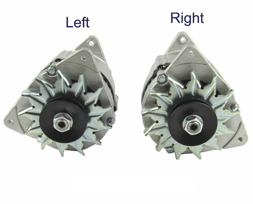 Perkins 3.152 left and right hand alternators