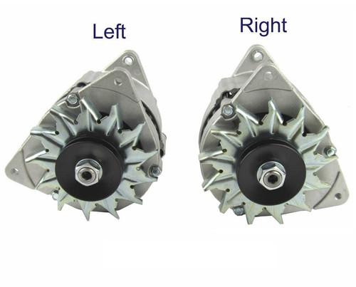 Perkins 3.152 left and right hand alternators
