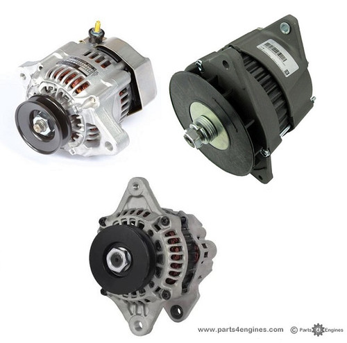 Perkins Perama M30 Alternator - parts4engines.com