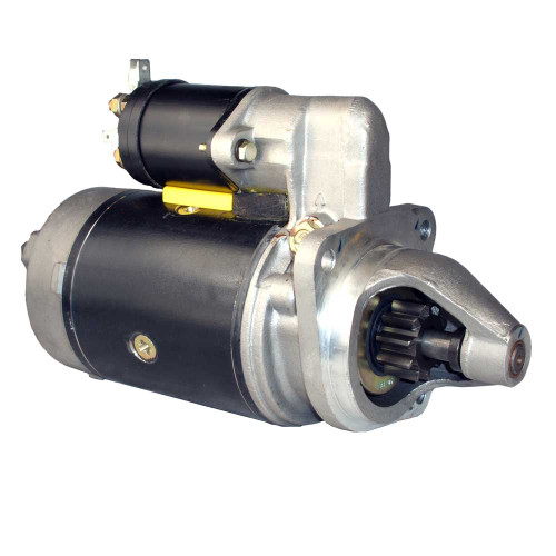 Perkins 4.248 series Starters Motor 12V 1.8kW - side