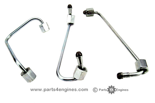 Perkins Perama M25 Injector Pipe set - parts4engines.com