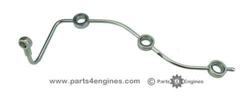 Perkins 103.15 Fuel Leak Off Pipe - parts4engines.com