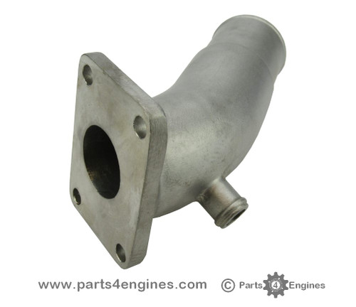 Yanmar YM series 3YM30 stainless steel exhaust outlet - parts4engines