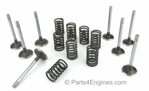 Perkins Prima M80T Valve & Spring set from Parts4Engines.com