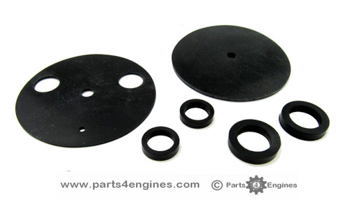 Volvo Penta 2002 heat exchanger seals - parts4engines.com
