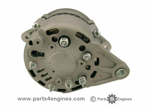 Yanmar 2GM alternator - parts4engines.com