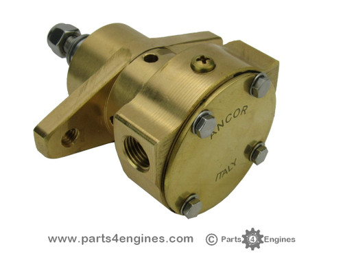 Yanmar 3GM30 raw water pump - parts4engines.com