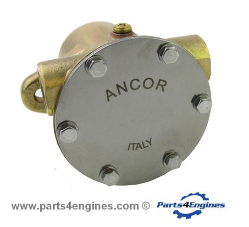 Yanmar 2GM20F Raw water pump - parts4engines.com