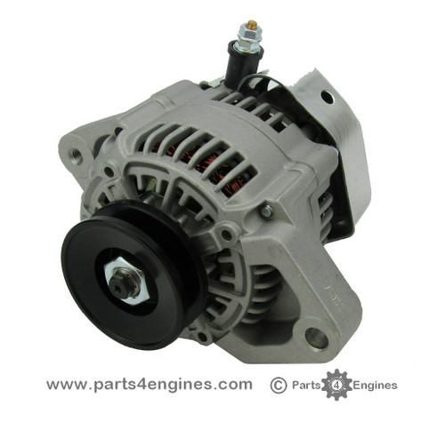 Yanmar 2GM, Alternator from parts4engines.com