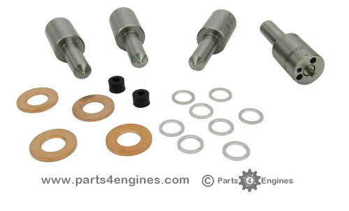 Perkins 4.248 set of 4 Injector Nozzles - parts4engines.com