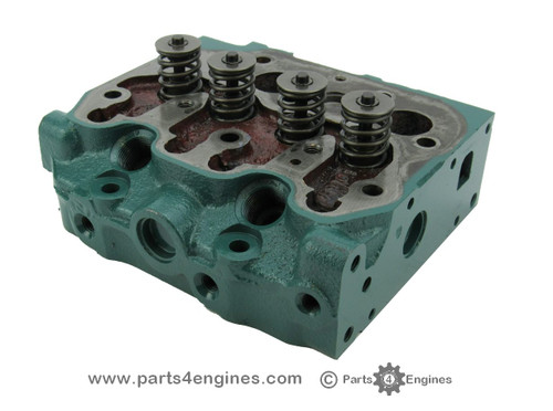 Volvo Penta MD2010 cylinder head, from parts4engines.com