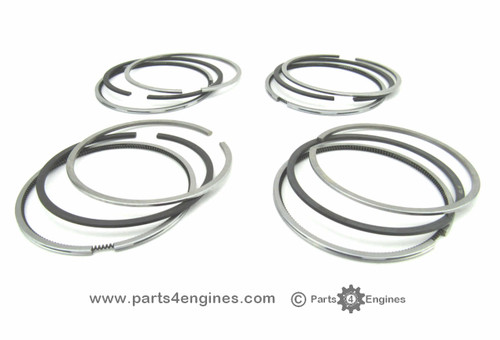 Volvo Penta MD22 Piston Ring Standard set - parts4engines.com