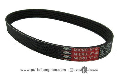 Volvo Penta TMD22 Raw water pump drive belt - parts4engines.com