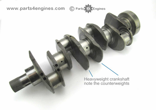 Perkins M90 Crankshaft Kit - parts4engines.com (heavyweight)