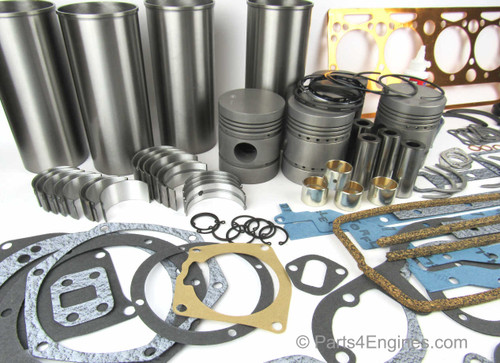Perkins 4.203 engine overhaul kit from parts4engines.com