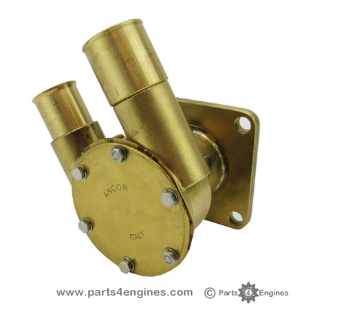 Volvo Penta D2-75 Raw Water Pump, from parts4engines.com