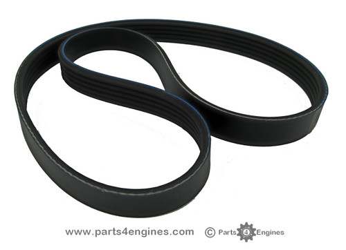 Volvo Penta D2-40 alternator drive belt from parts4engines.com
