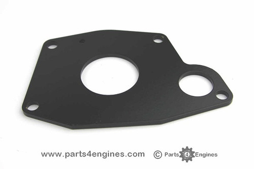 Perkins 4.99 water pump mild steel back plate - parts4engines.com