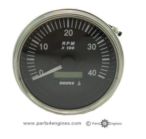 Perkins tachometer & hour meter - parts4engines.com