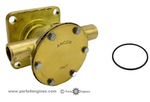 Perkins Perama M25 raw water pump from parts4engines.com