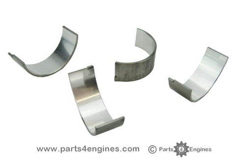 Volvo Penta MD2010 connecting rod bearing set - parts4engines.com