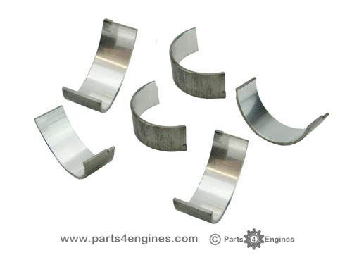 Volvo Penta MD2020 connecting rod bearing set - parts4engines.com