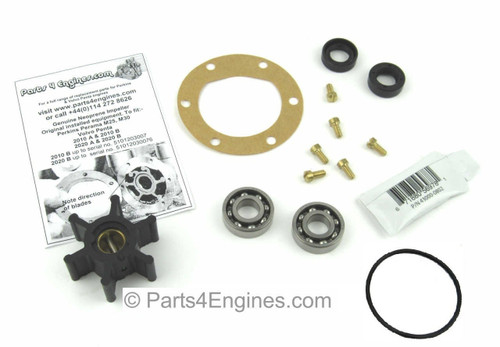 Perkins Perama M35 raw water pump rebuild kit - parts4engines.com