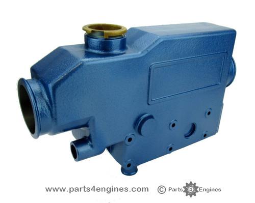 Perkins Perama M30 heat exchanger casing, from parts4engines.com