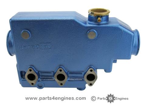 Perkins Perama M25 heat exchanger casing, from parts4engines.com
