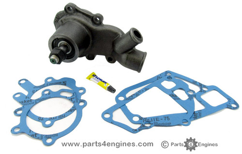 Perkins 4.236T water pump with no pulley - parts4engines.com