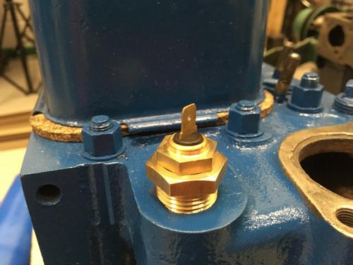 Perkins 4.236 Temperature Sender Adapter - parts4engines.com