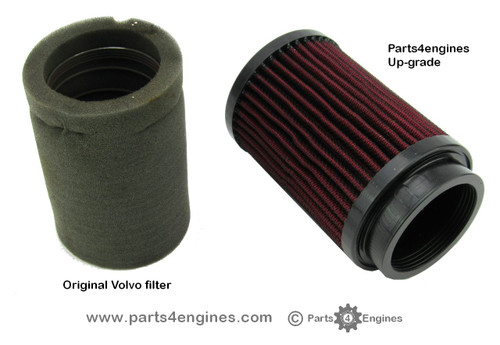 Volvo Penta D2-55 Air filter - parts4engines.com