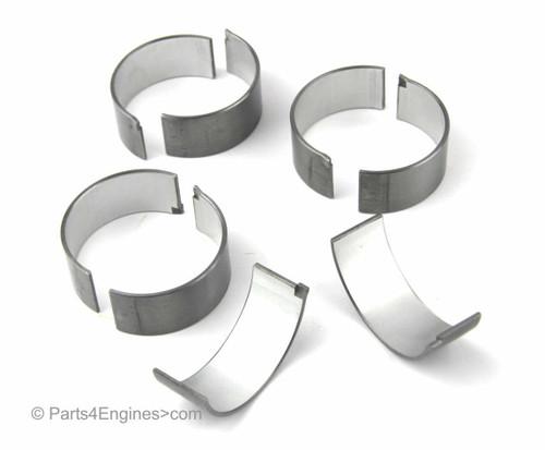 Perkins 400 series HP 404C-22 Connecting rod bearing set - parts4engines.com