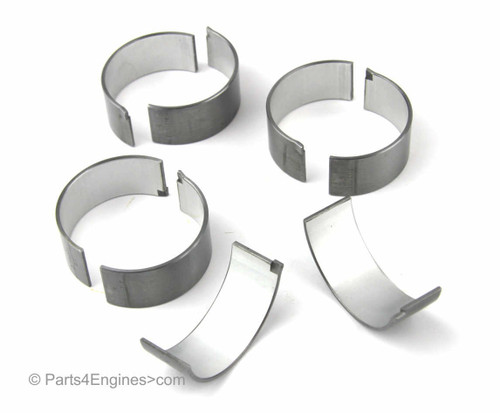 Perkins 400 series HP 404C-22 Connecting rod bearing set - parts4engines.com
