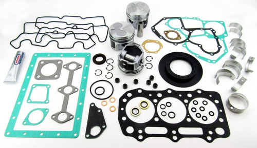 Perkins 403D-11 Engine overhaul kit from Parts4Engines.com