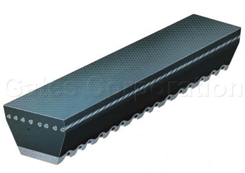 Yanmar 2GM FL  Alternator 'Extra Long Life' belt from parts4engines.com