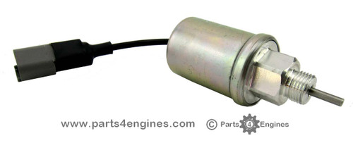 Perkins 400 Series Fuel Stop Solenoid, from parts4engines.com