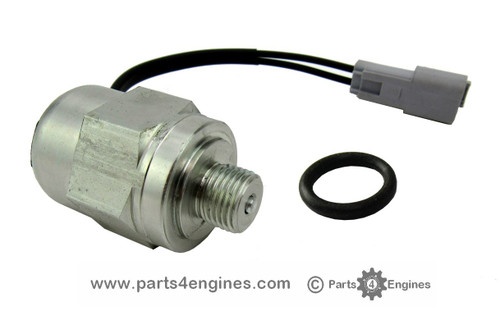 Volvo Penta D2-60F  Fuel Stop Solenoid, from parts4engines.com