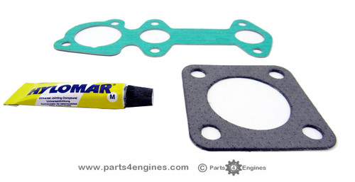 Volvo Penta MD2010 Heat Exchanger overhaul gasket set
