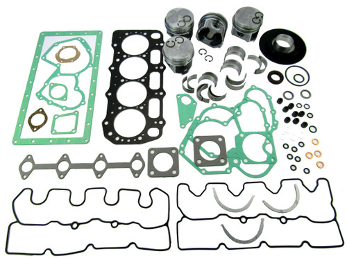 Perkins 404C-15 Engine overhaul kit from, parts4engines.com
