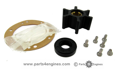 Yanmar 2GMF Raw water pump service kit - parts4engines.com