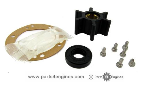 Yanmar 3GMF Raw water pump service kit - parts4engines.com