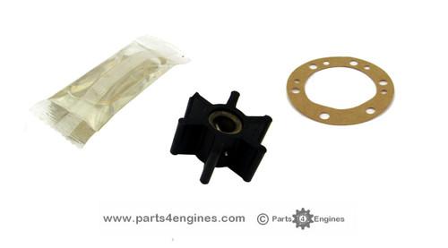 Yanmar 2GM  Raw water pump impeller kit - parts4engines.com