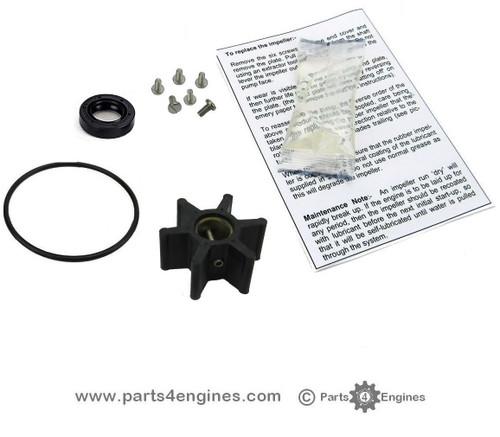 Yanmar 2GM20 Raw water pump service kit - parts4engines.com