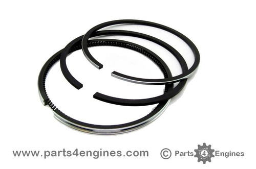 Yanmar 1GM10 Piston ring set, from Parts4engines.com