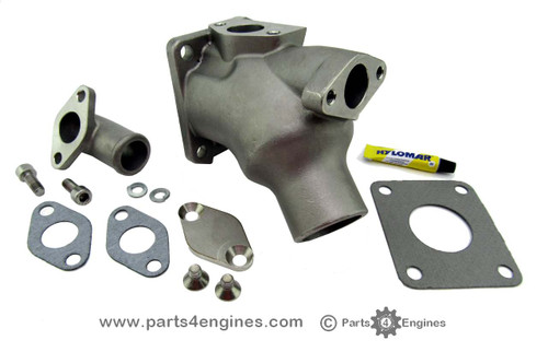 Perkins 4.107 Exhaust outlet kit, from parts4engines.com